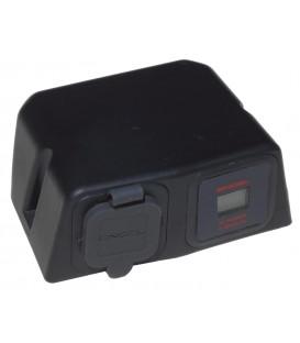 NPAN + voltmètre digital